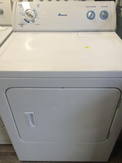 $240, Amana Electric Dryer in White