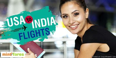 Grab Foremost Offers On USA To India flight deals