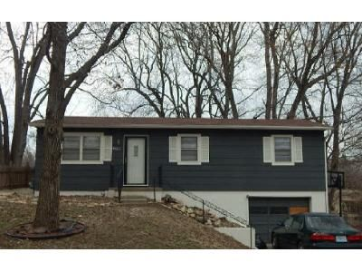 3 Bed 1 Bath Foreclosure Property in Saint Joseph, MO 64503 - S 31st St