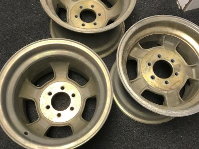 Halibrand 12 X 16 BRAND NEW wheels