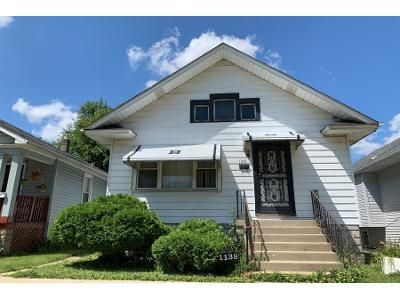 2 Bed 1 Bath Preforeclosure Property in Chicago, IL 60651 - N Monitor Ave