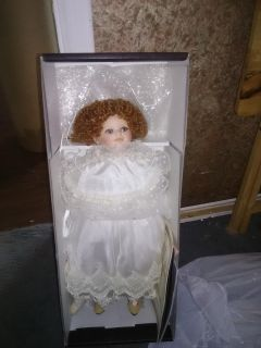 Hand crafted porcelain collectibles.