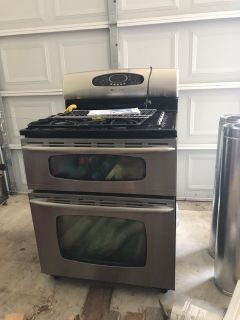 Maytag Gas Double Oven Range 850 series