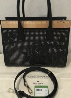 Kate Spade Candace purse and Lacey wallet