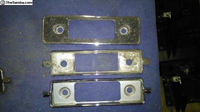 radio face plates