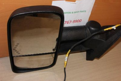 Sell 07 08 09 10 11 12 2012 2011 CHEVY GMC SIERRA SILVERADO MIRROR HEATED SIGNAL OE L motorcycle in Burbank, California, US, for US $198.00