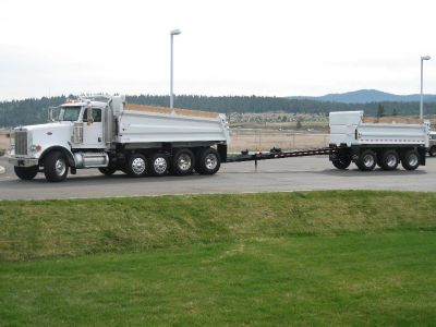 Dump truck funding programs for all credits