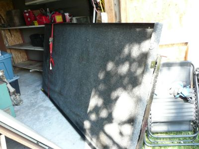 ROLL BED OR BED SLIDE 8'X4' Fit Any 8' Truck