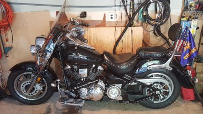 2001 Yamaha ROAD STAR MIDNIGHT