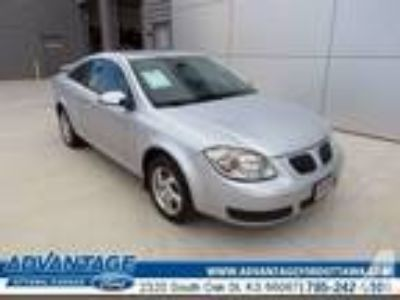 2007 Pontiac G5 Base 2dr Coupe