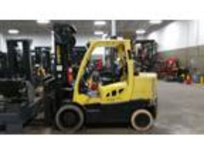 2007 LP Gas Hyster S135FT Cushion Tire 4 Wheel Sit Down Indoor Warehouse