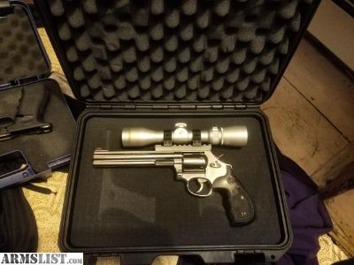 For Sale: S&W 686+ Talo