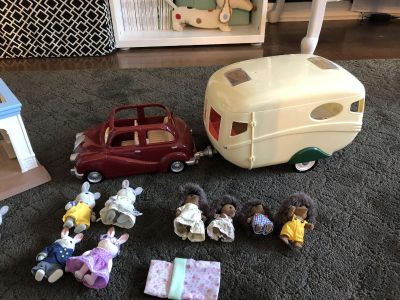 Calico critter lot