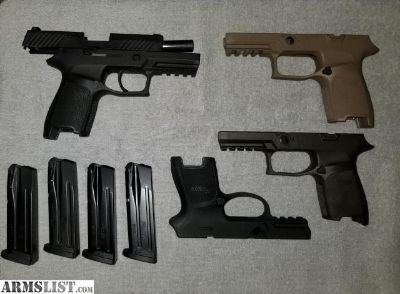 For Sale: Sig P320 Compact