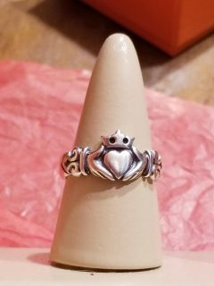 James Avery size 10 ring