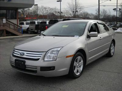 2007FordFusionSE