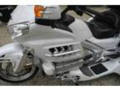2008 Honda Goldwing Clear...GL1800 Trike