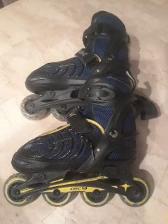 Boys schwinn adjustable rollerblades