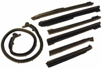 Buy Top Rubber Kit 1968-72 Chevrolet Malibu and SS, Pontiac GTO, Lemans Convertible motorcycle in East Windsor, Connecticut, United States, for US $179.00