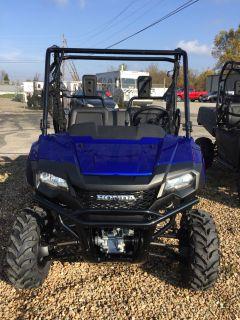2017 Honda Pioneer 700 Deluxe Side x Side Utility Vehicles Greeneville, TN