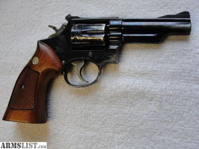 For Sale: S&W 19 Combat Master Magnum