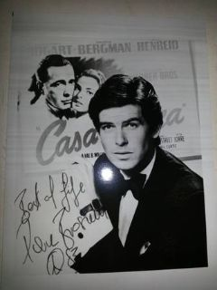 Country singers and Celebrity signed pics (whitehouse)