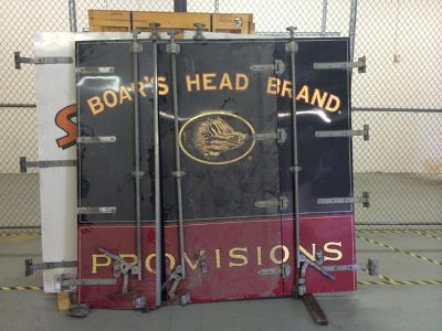 Reefer trailer doors for sale