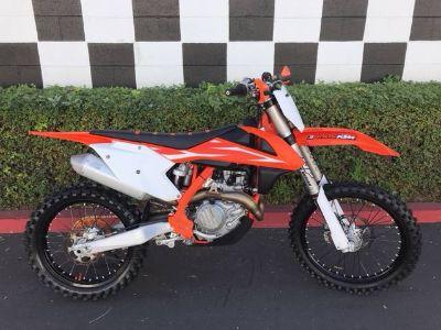 2018 KTM 450 SX-F Motocross Motorcycles Costa Mesa, CA