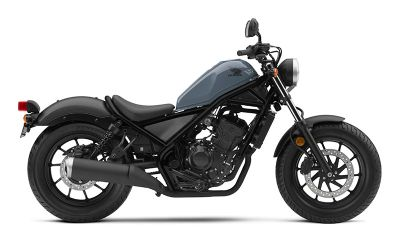 2019 Honda Rebel 300 Cruiser Madera, CA
