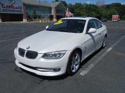 2012 BMW Integra 335i xDrive (Mineral White Metallic)