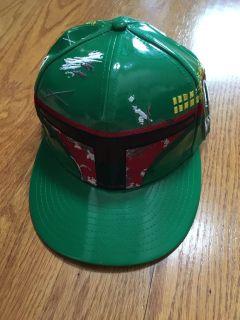 Star Wars boba fett hat new!