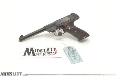 For Sale: High Standard Dura-Matic M-100 .22lr pistol