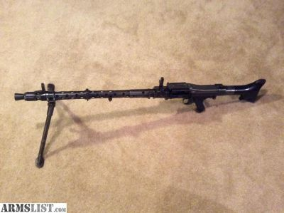 For Sale: MG-34