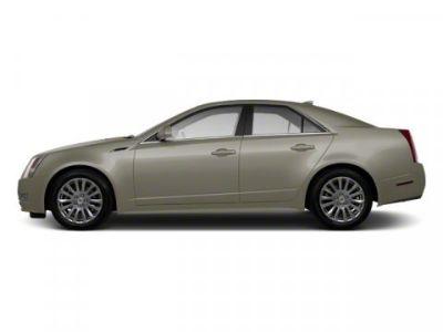 2012 Cadillac CTS 3.0L (Mocha Steel Metallic)
