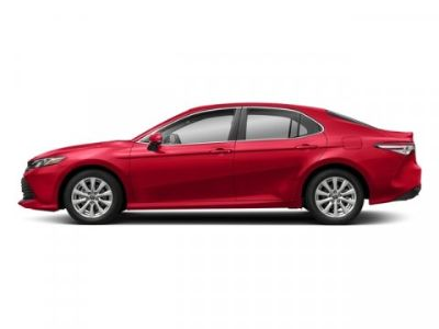 2018 Toyota Camry LE (Ruby Flare Pearl)