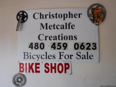 Christopher Metcalfe Used Bicycles For Sale (Christopher Metcalfe Creations)