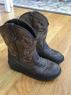 Toddler girls boots size 12