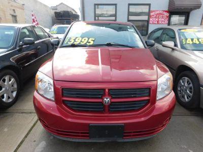2008 Dodge Caliber SE (Inferno Red Crystal Pearl)