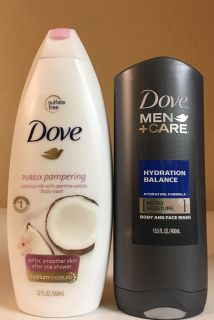 Dove $7 for both!