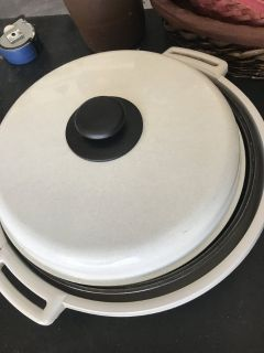 Large griddle