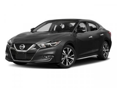 2018 Nissan Maxima Platinum (Super Black)