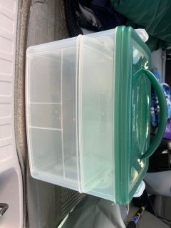 9x7 TWO SECTION ORGANIZER