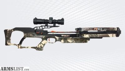 For Sale: Ravin Predator Crossbow Package R10 with HeliCoil Camo R010