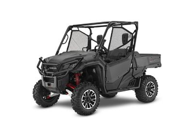 2018 Honda Pioneer 1000 LE Side x Side Utility Vehicles Escanaba, MI