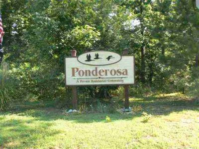 000 Ponderosa Subd Benton, Ponderosa Subdivision located on