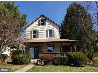 3 Bed 1 Bath Foreclosure Property in Baltimore, MD 21206 - Pinewood Ave