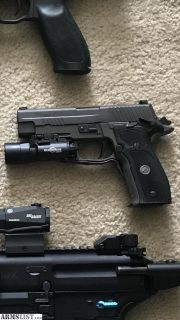 For Sale/Trade: Sig Legion P226SAO 9mm