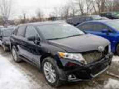 Salvage 2015 TOYOTA VENZA LE for Sale