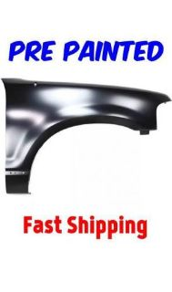 Find 2002-2005 Ford Explorer PRE PAINTED YOUR COLOR Passenger Front Fender W/O HOLES motorcycle in Holland, Michigan, United States, for US $240.00