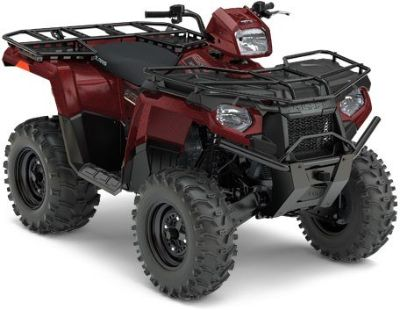 2017 Polaris Sportsman 570 EPS Utility Edition Sport-Utility ATVs Rushford, MN